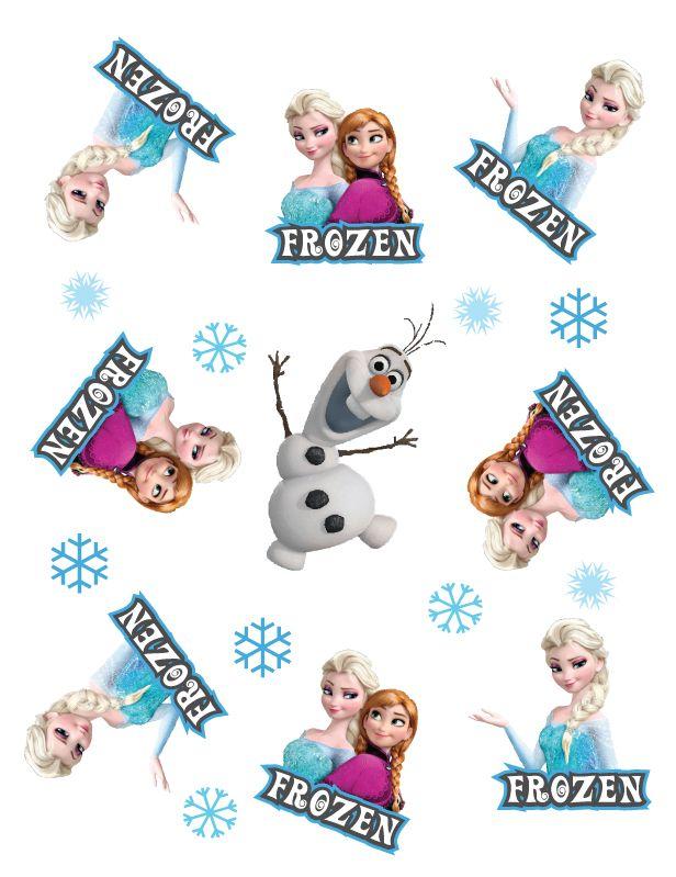 Frozen - Wrap paper