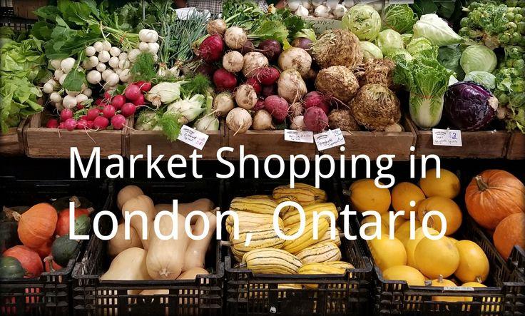 Farmers and Artisans Markets in London Ontario. Farm to table. Organic farm grown produce.
