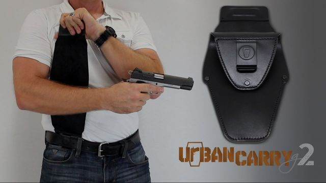 New Concealed Carry Holster Option:  The G2 Line from Urban Carry