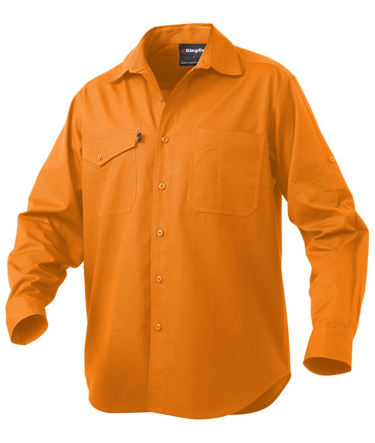 Workcool2 Shirt Long Sleeve