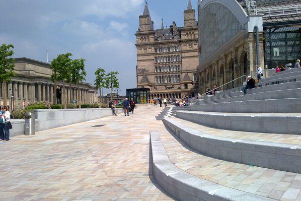 Liverpool Lime Street | Civic Engineers