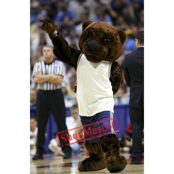 College basketball bear mascot costume mascot costumes