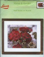 """Gallery.ru / irinakiz - Альбом """"красные розы на чёрном"""""""