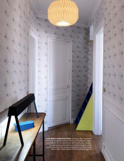 Les 85 meilleures images propos de papiers peints for Papier peint entree maison