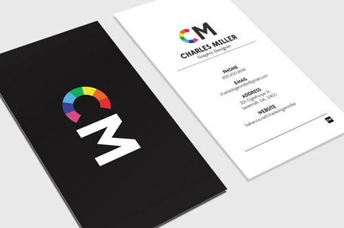 Creative Business Cards Design 16
