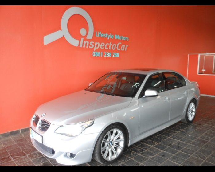 2009 BMW 530D (E60) SPORTPACK  , http://www.lifestylemotors.co.za/bmw-530d-e60-sportpack-used-pretoria-tshwane-gau_vid_2772659_rf_pi.html