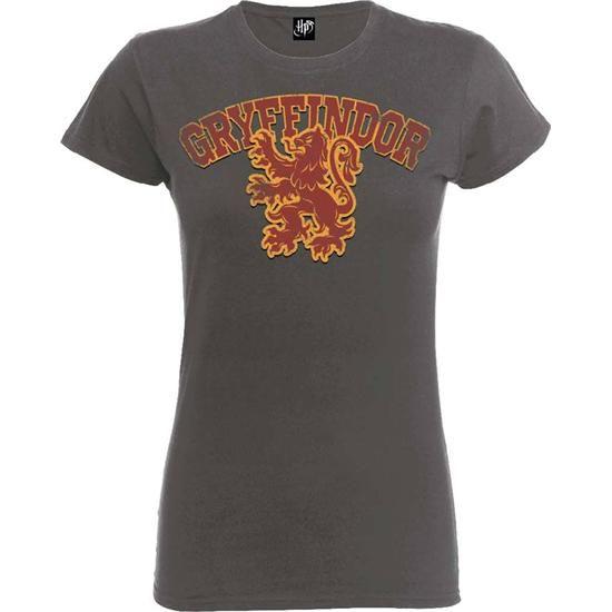Harry Potter Gryffindor Sport T-shirt (dame model)