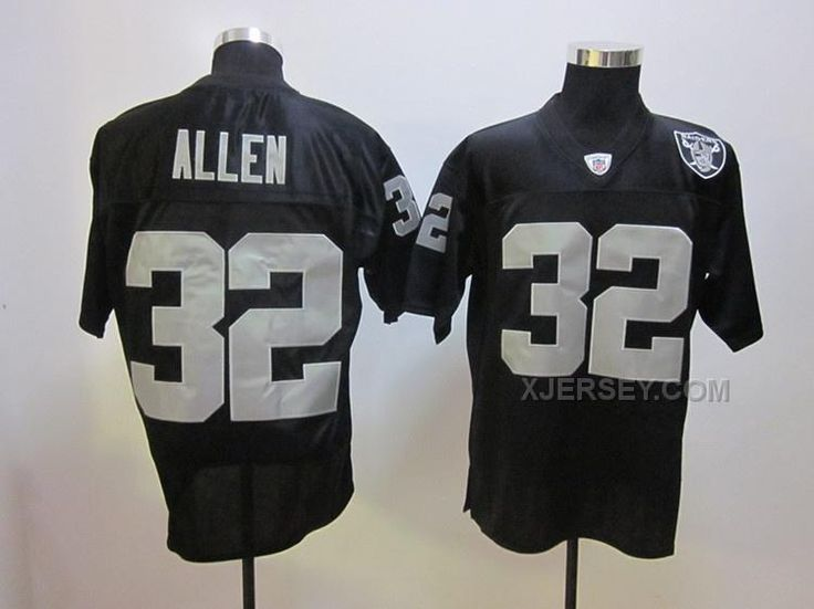 http://www.xjersey.com/oakland-raiders-32-allen-throwback-black-jerseys.html OAKLAND RAIDERS 32 ALLEN THROWBACK BLACK JERSEYS Only $34.00 , Free Shipping!