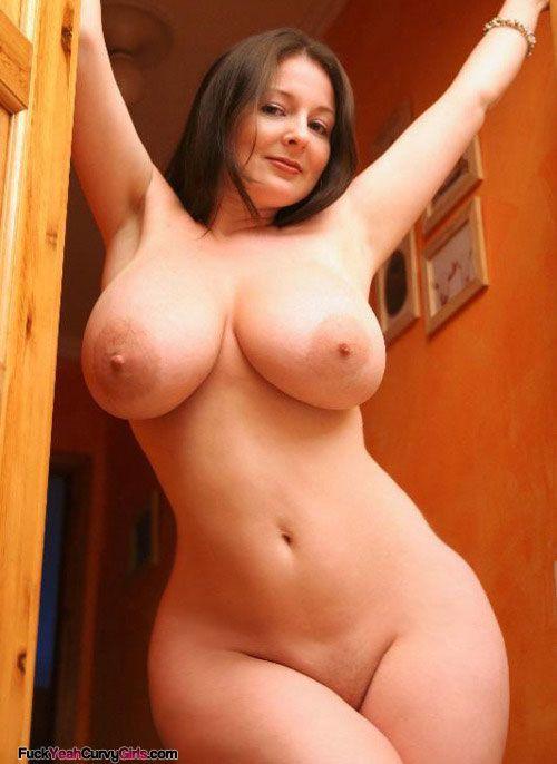 Plus size model anal