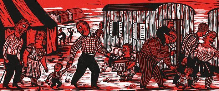 isabelle  vandenabeele, Belgische illustrator