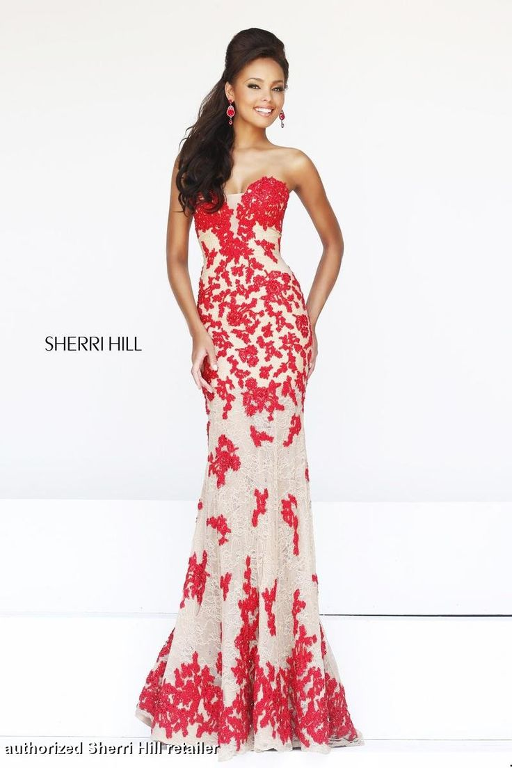 157 best images about Sherri Hill Prom dresses on Pinterest | Plus ...