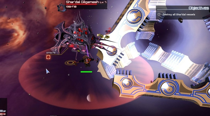Starforce Delta is a 3D Free to play, multi-platform Action Role-Playing Game featuring an epic Sci-Fi universe and starship battles against the mysterious Shar'dal alien race.  http://mmoraw.com/index.php?option=com_content=article=505:starforce-delta=8:browser-based--2d=9