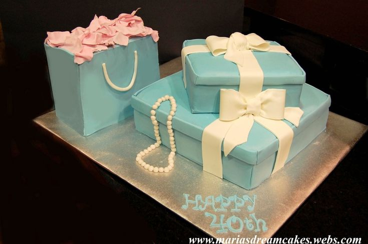 17 Best Images About Tiffany Cakes On Pinterest Cakes