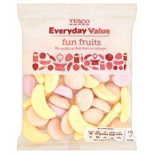 Tesco Everyday Value Fun Fruits 175G - Groceries - Tesco Groceries