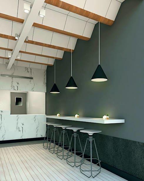 Diseños de barras de cocinas y comedores en Tamaulipas   Coffe ...