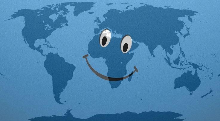 مؤشر السعادة في كل جزء من العالم – إنفوجرافيك