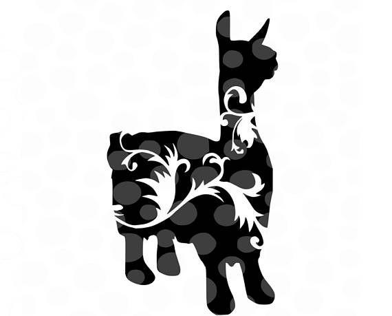 Check out this item in my Etsy shop https://www.etsy.com/listing/590403829/llama-svg-png-pdf-alpaca-svg-llamas-svg
