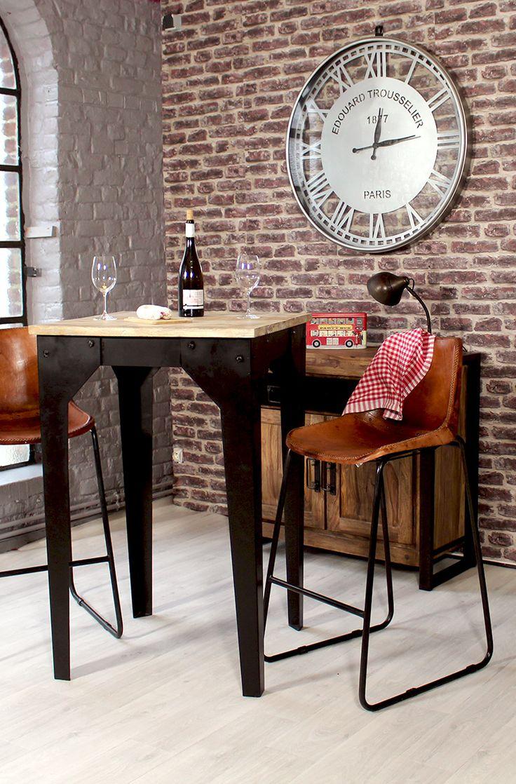 Les 11 meilleures images du tableau d co cuisine bistrot - Cuisiner le bar ...
