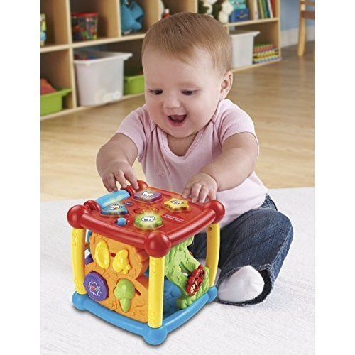 Activity CubeToy Set,  Play Kids Learning Baby & Kids, Busy Learners Educational #SD4U