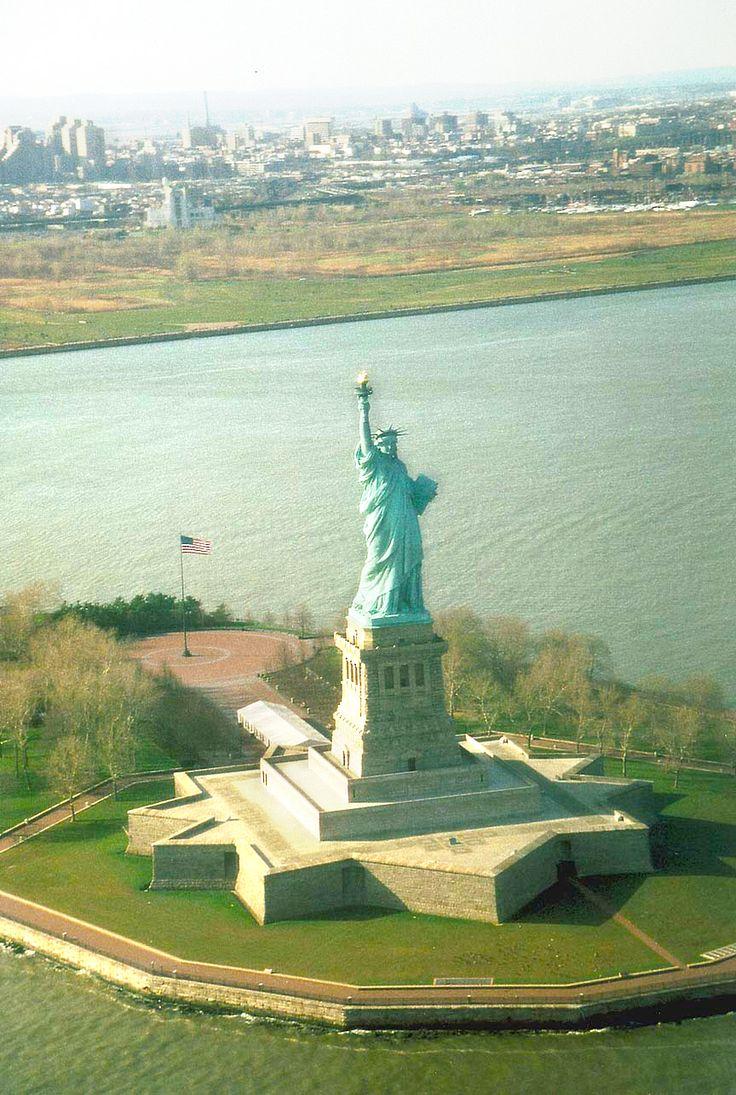Özgürlük Anıtı - New York, Amerika
