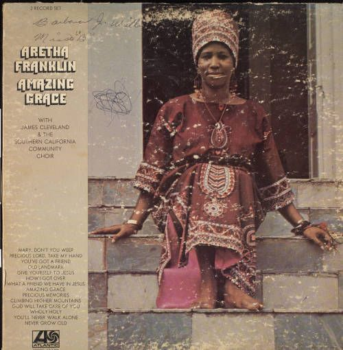 Amazing Grace, 1972, [album cover, front] :: Amazing Grace, 1972 :: Gospel Music History Archive. http://digitallibrary.usc.edu/cdm/ref/collection/p15799coll9/id/1452