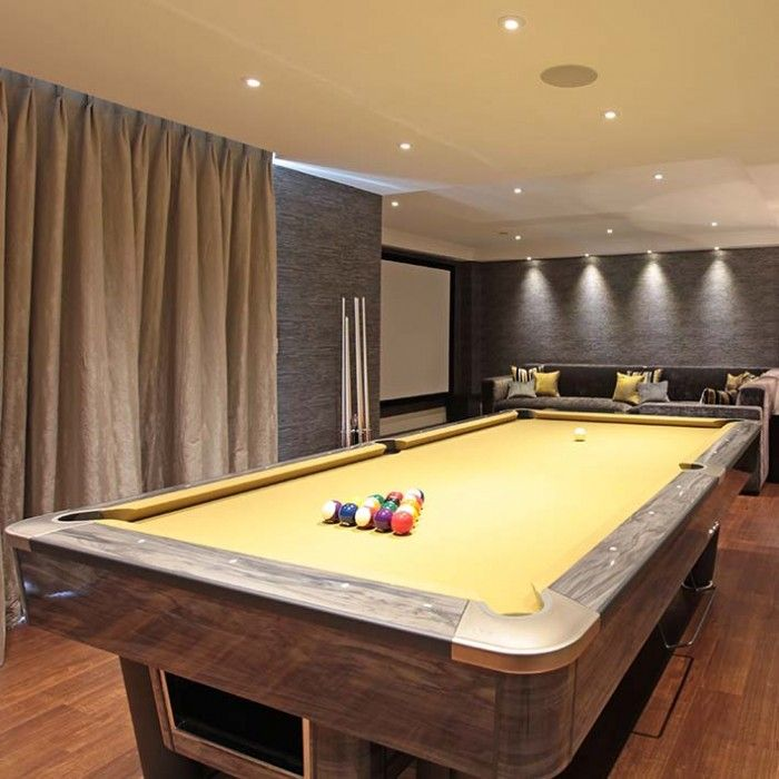8ft American Tournament Pool Table | The Games Room Company. This table is a staple of the American pool scene - and now can be a staple feature in your home so you can enjoy game after game
