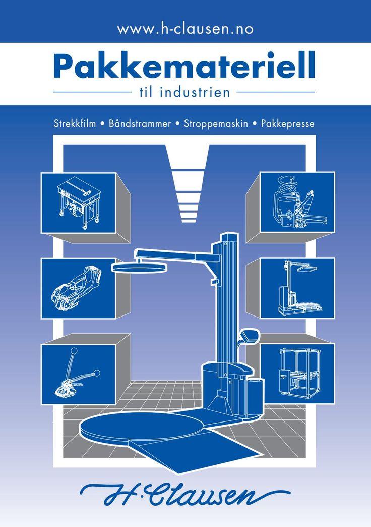 H, Clausen industriemballering