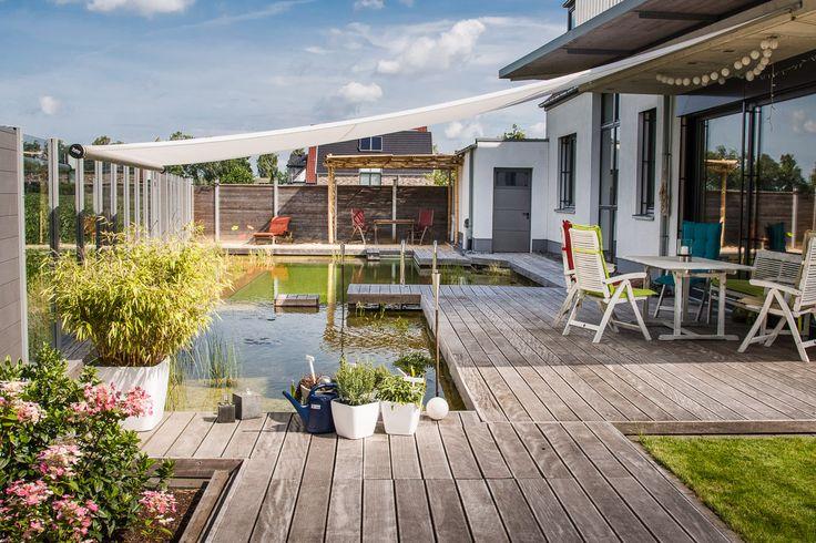 die besten 17 ideen zu aufrollbare sonnensegel auf pinterest sonnensegel terrasse. Black Bedroom Furniture Sets. Home Design Ideas