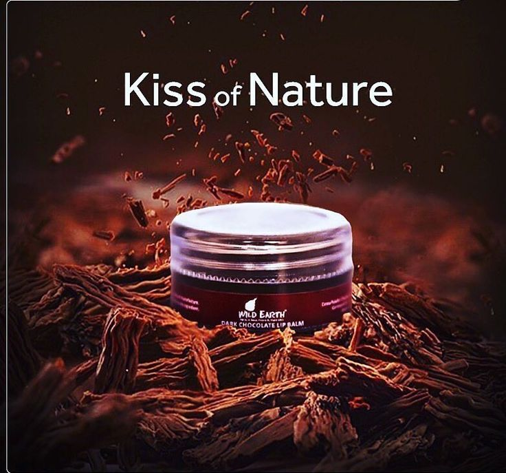 Chocolate can take many forms. Its best when it becomes a lip balm. No calories, just sheer beautiful lip care. |Dark Chocolate Lip Balm | Wild Earth