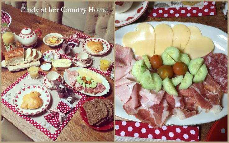 Cindy at her Country Home: Those were my lovely days in March!