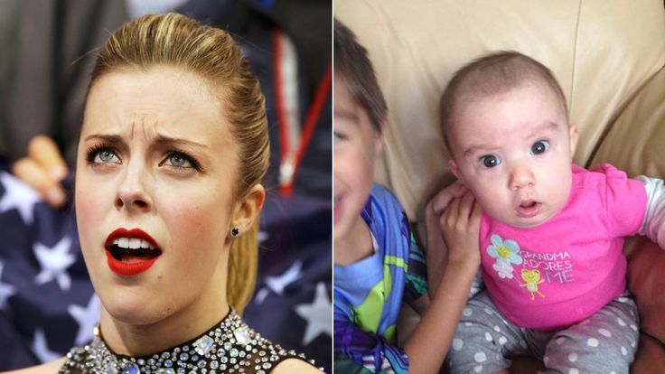 Olympic fans show us their best 'not impressed' faces