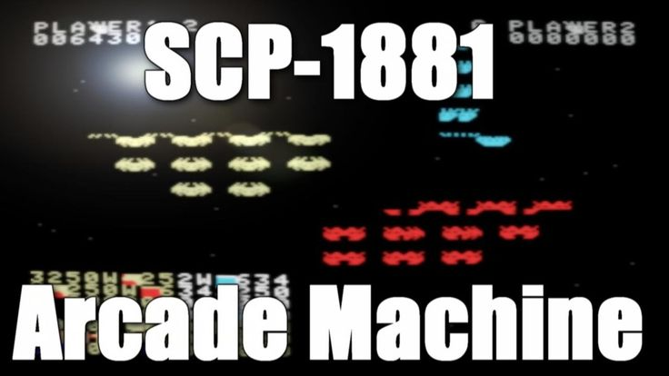 scp machine