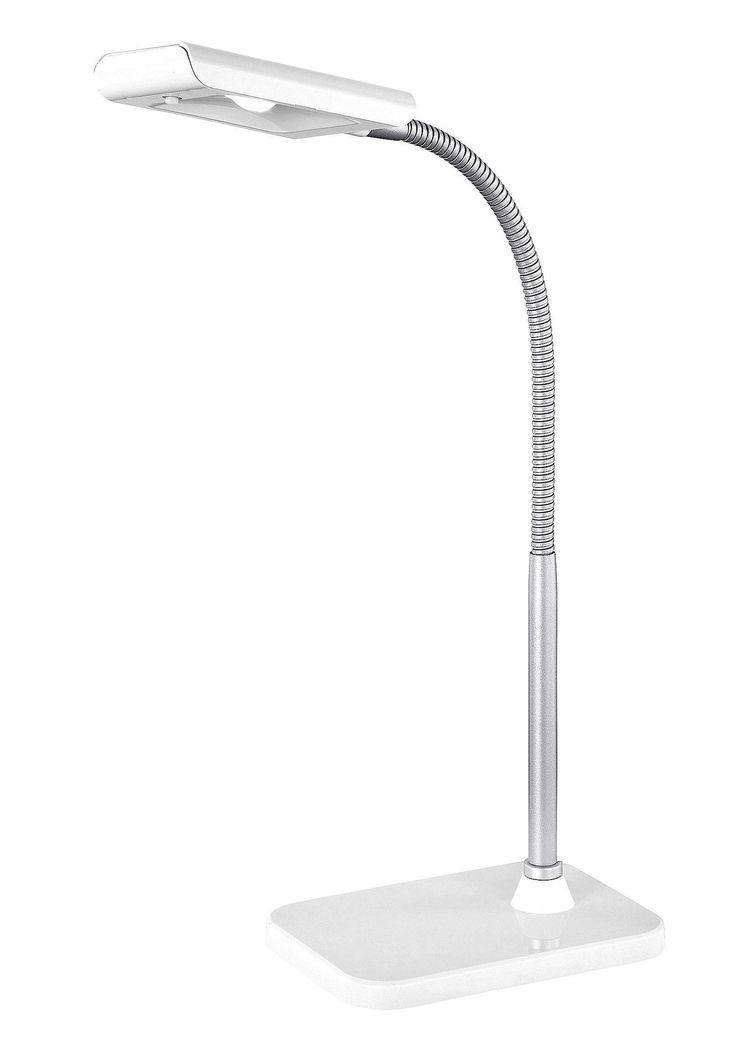 TRIO LEUCHTEN Tischlampe weiß, 1 Leuchte, Energieeffizienzklasse: A+ Jetzt bestellen unter: https://moebel.ladendirekt.de/lampen/tischleuchten/beistelltischlampen/?uid=eff016d1-142f-52d1-af45-84ede439b812&utm_source=pinterest&utm_medium=pin&utm_campaign=boards #lampen #tischleuchten #beistelltischlampen #tischlampe
