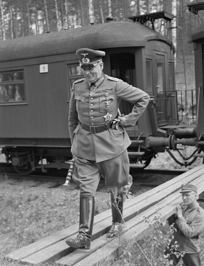 Generalfeldmarschall Wilhelm Keitel