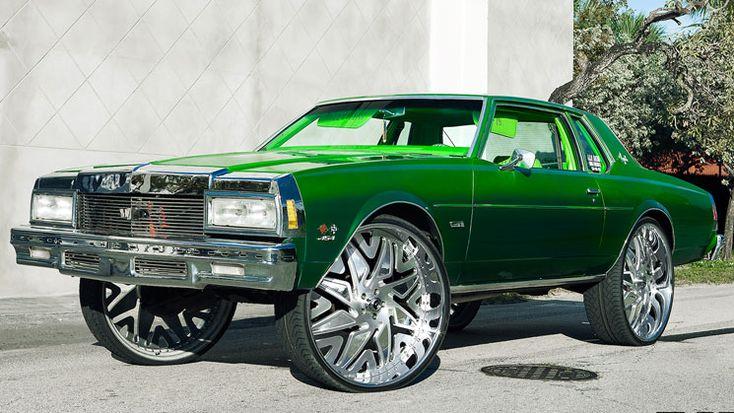 Box Chevy Aerocoupe On 30-Inch Forgiatos - Rides Magazine ...