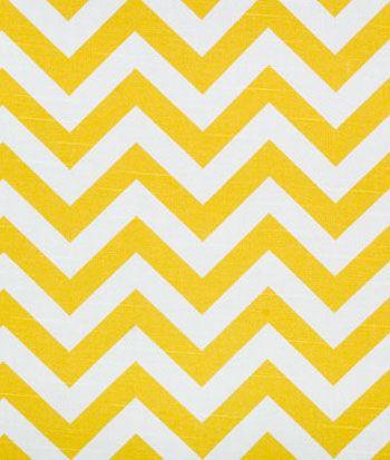 Zig Zag Corn Yellow Slub   Online Discount Drapery Fabrics and Upholstery Fabric Superstore!