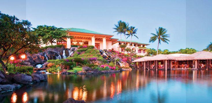 Hawaii hotels resorts for honeymoon