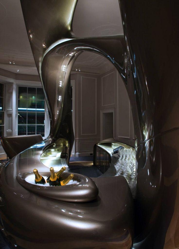 Designer Wohnungen Von Zaha Hadid Dubai | homei.foreignluxury.co