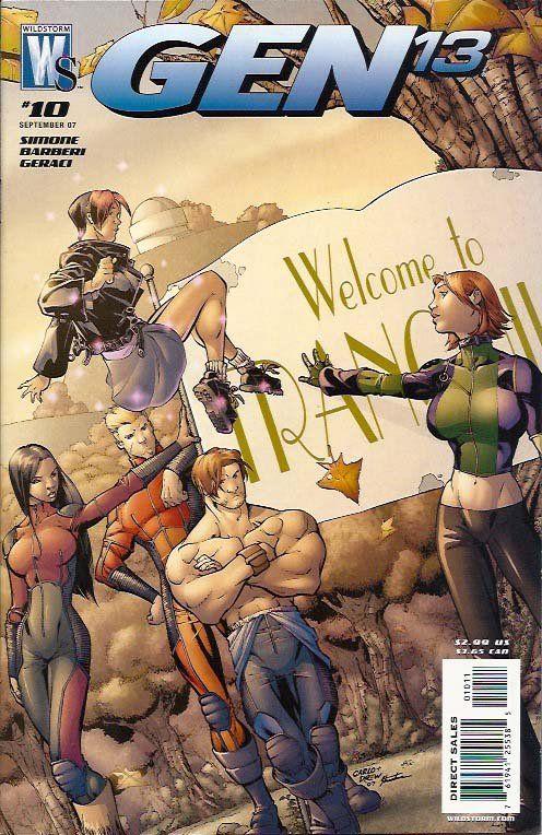 Gen 13 (4st Series) 10    Boeken / Comics, Comics, Gen 13, Gen 13 (4th Series) www.detoyboys.nl