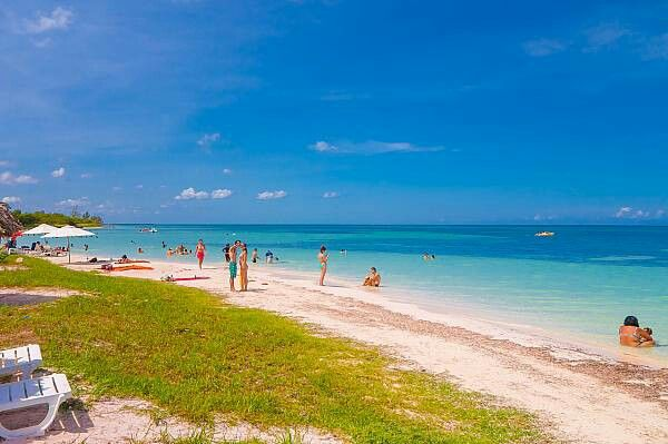 This is Jardines del Rey. Cayo Coco is one of the most popular beach destinations in Cuba. Looking to visit Cuba, then visit my website at shervonyabraswell.inteletravel.com or contact me on Pinterest or by e-mail at hontoy39@gmail.com for booking assistance.