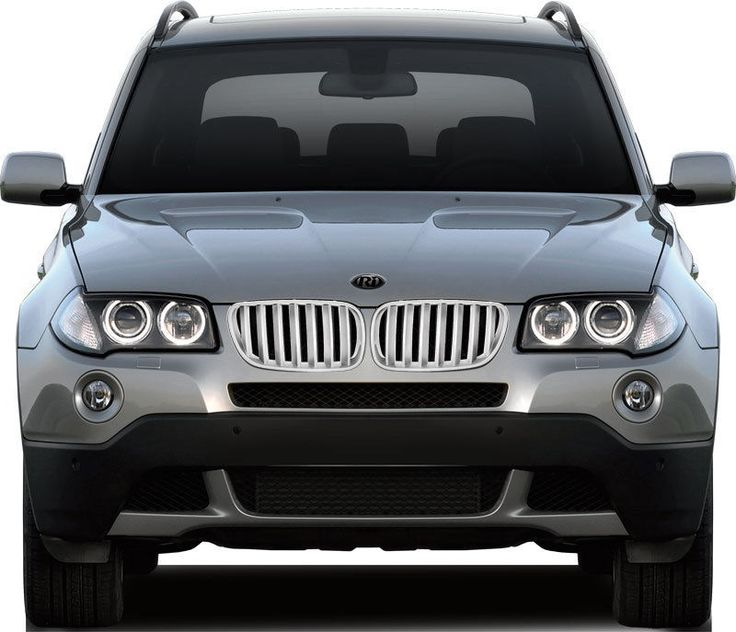 Bmw X3: BMW E83 X3-Series ABS Performance Grille Grill Chrome