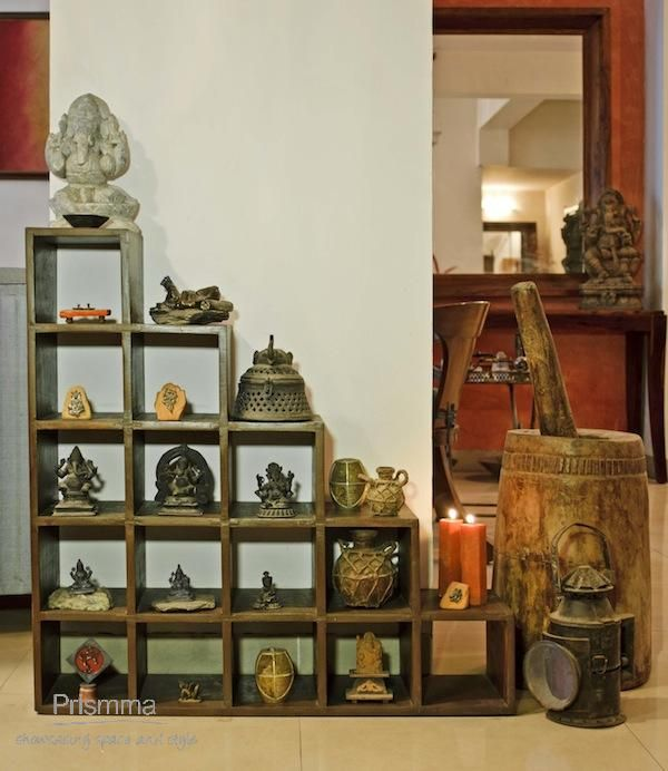 indian decor -artifacts