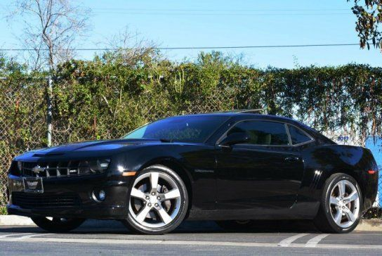 Coupe, 2011 Chevrolet Camaro SS Coupe with 2 Door in Montebello, CA (90640)