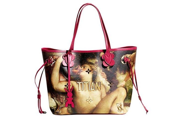 Jeff Koons geeft handtassen Louis Vuitton make-over - De Standaard: http://www.standaard.be/cnt/dmf20170411_02828741