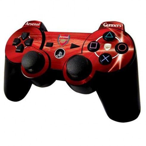 Arsenal F.C. PS3 Controller Skin