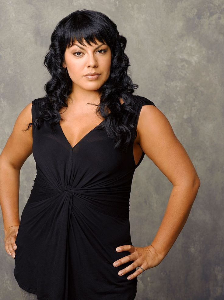 Callie Torres from Greys Anatomy I love her.