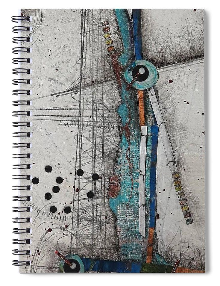 Laura Lein-Svencner: Shop for spiral notebooks designed by millions of artists and iconic brands from all over the world. All of our spiral notebooks ship within 48 hours and include a 30-day money-back guarantee. Each notebook is 6 inches x 8 inches in size and includes 120 pages with ruled lines on both sides of each page.