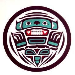 native+american+wolverine+images | Native American Art | northwest fine art | Totem Art |
