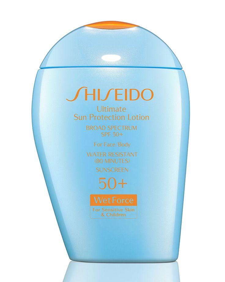 Ultimate Sun Protection Lotion WetForce SPF 50+ For Sensitive Skin & Children, 3.3 oz.