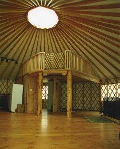 Lofty Ideas - Pacific Yurts
